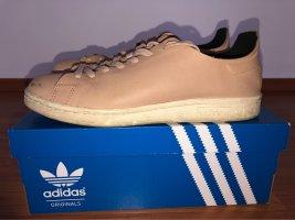 adidas stan smith Sneakers met veters beige-nude Leer