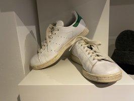 Adidas Stan Smith Adicolor Basket à lacet blanc-vert