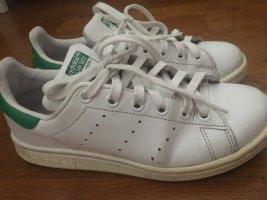 Adidas Stan Smith weis/grün, Grösse 35 1/2