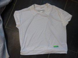 Adidas by Stella McCartney T-shirt de sport blanc