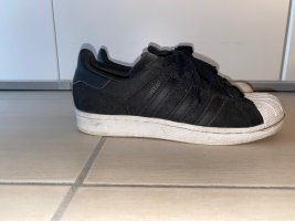 Adidas Originals Sneakers met veters zwart