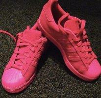 Adidas Superstar in Pink