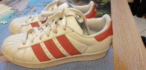Adidas Originals Sneakers met veters wit-magenta