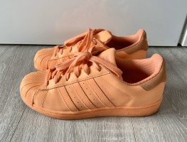 Adidas Originals Sneakers met veters neonoranje