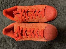 Adidas superstar Sneakers met veters veelkleurig