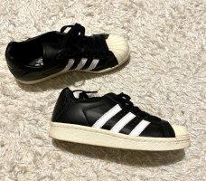 Adidas Superstar Sneakers schwarz/ weiss Gr. 36 Super Zustand