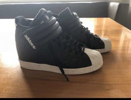 Adidas Superstar Wedges