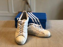 Adidas Superstar weiß mit Leder Größe 38.5