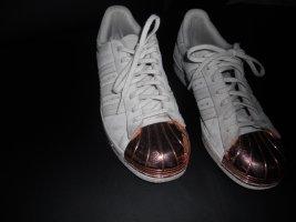 Adidas Superstrar natur Kappe rosegold Gr. UK 6