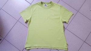 Adidas Originals T-shirt de sport vert prairie coton