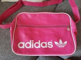 Adidas Tasche Retro pink Schultertasche