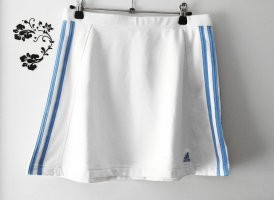 Adidas Gonna da skater bianco-blu fiordaliso