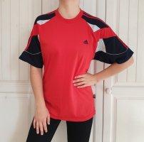 Adidas True Vintage Oversize Top T-Shirt M TShirt shirt Schwarz oberteil Bluse Hemd croptop pullover
