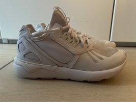 Adidas tubular runner weiß