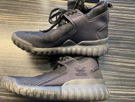 Adidas Tubular Sneaker Turnschuh Schwarz Gr. 40 2/3