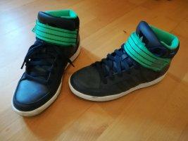 Adidas Zapatilla brogue multicolor Cuero