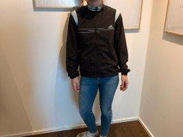 Adidas Windbreaker black mixture fibre