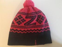 Adidas Sombrero de punto multicolor