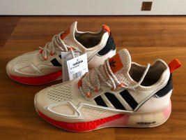 Adidas ZX 2K Boost Schuhe - Beige / orange