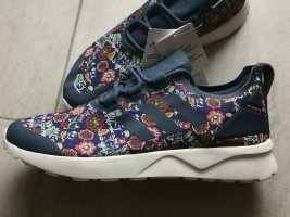 ADIDAS ZX FLUX flower sneaker Gr. 38 2 /3 tel NEU