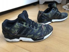 Adidas ZX Flux torsion in Jungle Design