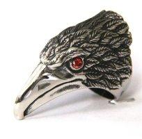 Adler Ring aus hochwertigem Chirurgenstahl