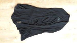 edc by Esprit Lang gebreid vest zwart