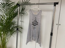 Hollister Tank Top light grey-grey