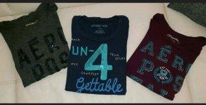 Aeropostale Shirts in Größe L