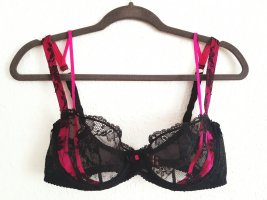 Agent Provocateur Bra black-raspberry-red