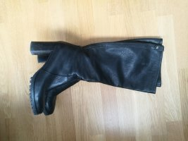 AGL Heel Boots black leather