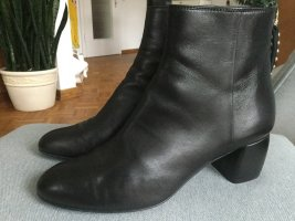 AGl Stiefelette schwarz