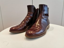 AGL Chelsea Boot bordeau