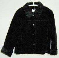 Aguzzo Krótka kurtka czarny