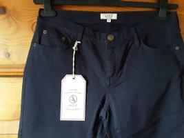 Aigle Pantalone jersey blu scuro