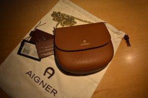 Aigner - Crossbody Tasche Ava in Cognac