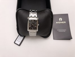 Aigner Analog Watch silver-colored
