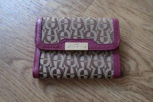 Aigner Wallet multicolored