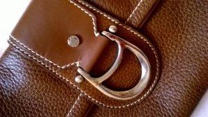 Aigner Handtaschen  Leder Braun