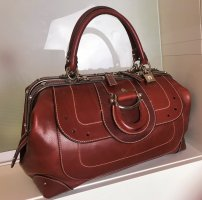 Aigner Frame Bag multicolored leather