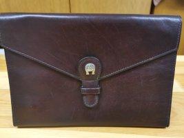 Aigner vintage Herrenhandtasche Handgelenktasche