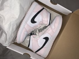 Air Jordan Buty skaterskie biały-różany