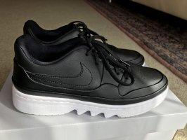 Air Jordan Basket à lacet noir