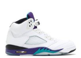 """Air Jordan 5 Retro (GS) """"Grape"""""""