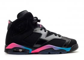 "Air Jordan 6 Retro (GS) ""Pink Flash"""