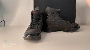 Air Jordan Zapatillas altas negro