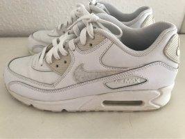 Air Max Nike in weiß