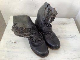 Air Step Boots mit Nieten
