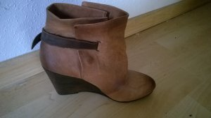 Airstep Ankle Boots brown leather