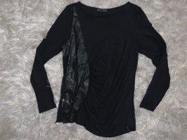 Airfield T-shirt zwart